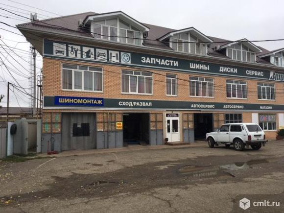 Здание 1153,7 кв. м. Тимашевск