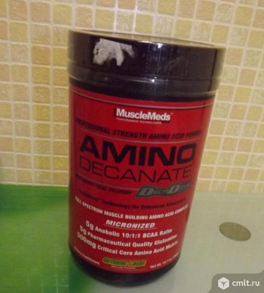 Аминокислоты Musclemeds Amino Decanate 360 г