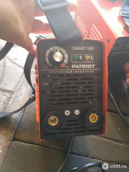Сварочный инвертор Patriot smart180
