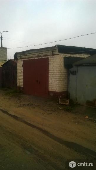 Капитальный гараж Север. Фото 1.