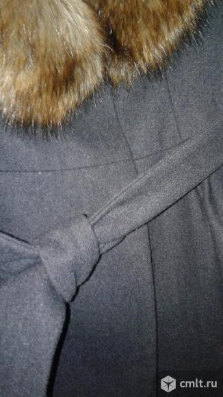 Пальто зима 46р