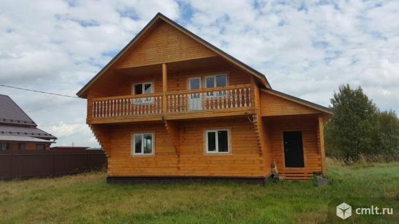 Продажа: дом 160 м2 на участке 25 сот.