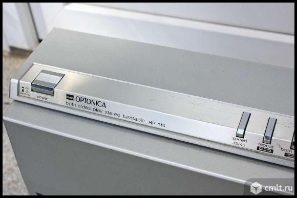 Sharp rp-114 пассик для проигрывателя винила. Фото 1.