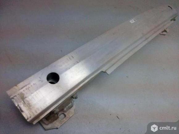 Усилитель бампера заднего BMW X3 F25 10- б/у 51127210071 4*. Фото 1.