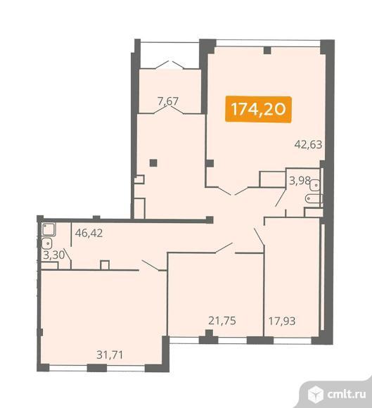 Продажа помещения свободного назначения 174.2 м2