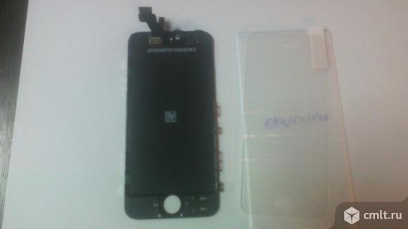 Дисплей iPhone 5 оригинал черный