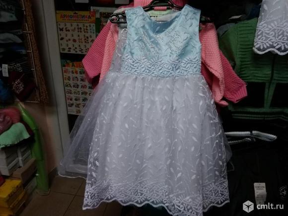 Новое платье на Новый год 6 лет