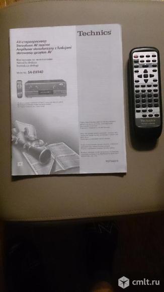 AV ресивер Technics SA-DX940