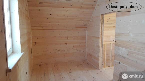 Продаю: новый дом, 95.4 м2, д. Андреевское, ижс