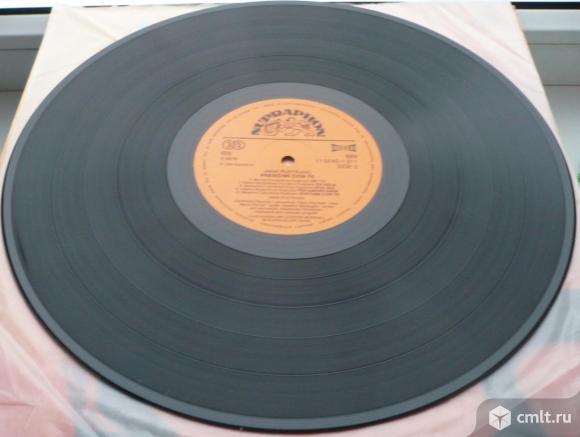 "Грампластинка (винил). Гигант [12"" LP]. Anna Rustiсano [Anna Rustikano] (Italy). Prendimi Con Te.. Фото 8."