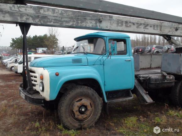 Автовышка ВС-22-01МС 1989г.в.