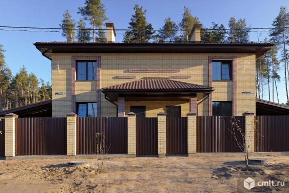 Дом 210 кв.м