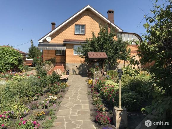 Продажа: дом 266 кв.м. на участке 40 сот.