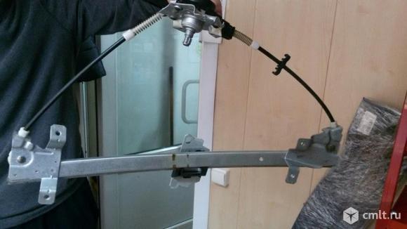 стеклоподъёмник передний левый daewoo nexia деу Нексия 96168983