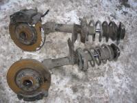 daewoo nexia амортизатор стойка передняя бу кулак под ступицу r14 номер  96185191 96185192, r13 номер 96187426 96187427