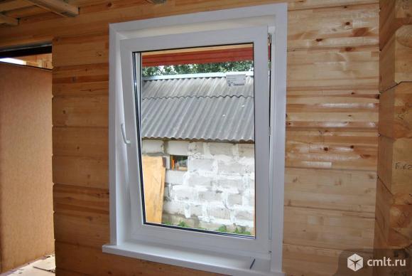Окна 900х1300 мм, открываются, новые, 5 шт., 4 тыс. р./шт. Фото 1.