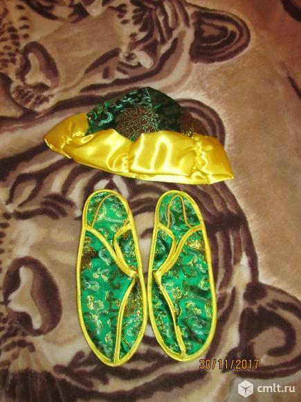 Новогодний костюм Алладина