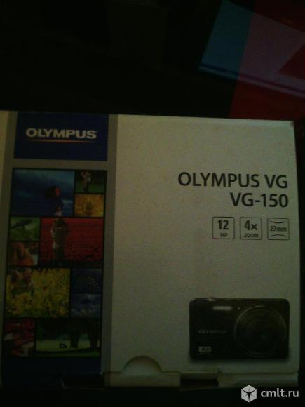 Фотоаппарат цифровой Olympus. Фото 2.