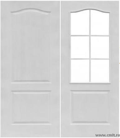 Двери МДФ 200х60 см