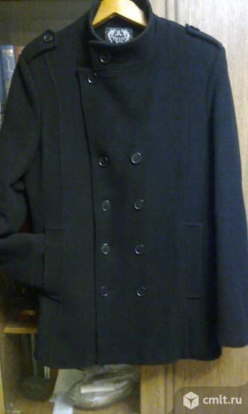 Пальто мужское демисезонное. Фото 1.