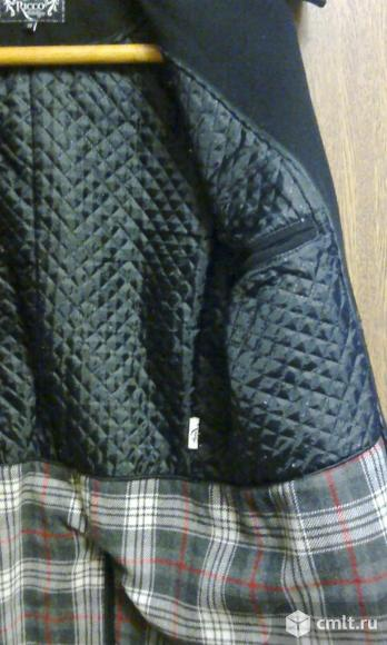 Пальто мужское демисезонное. Фото 4.