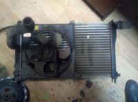 радиатор охлаждения для daewoo nexia   номер 96144847 96180782  бу