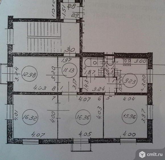 Продаю 4-комн. квартиру 87.81 кв.м
