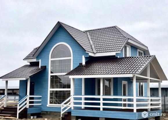 Продается: дом 150 м2 на участке 10 сот.