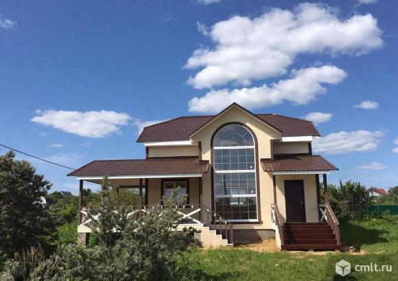 Продажа: дом 160 м2 на участке 10 сот.