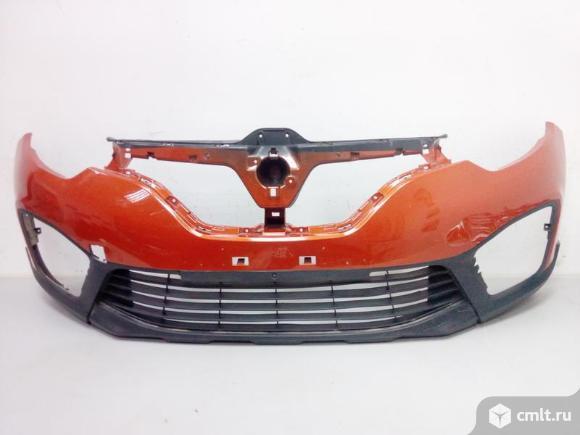 Бампер передний RENAULT KAPTUR 16- б/у 620222180R 4*. Фото 1.