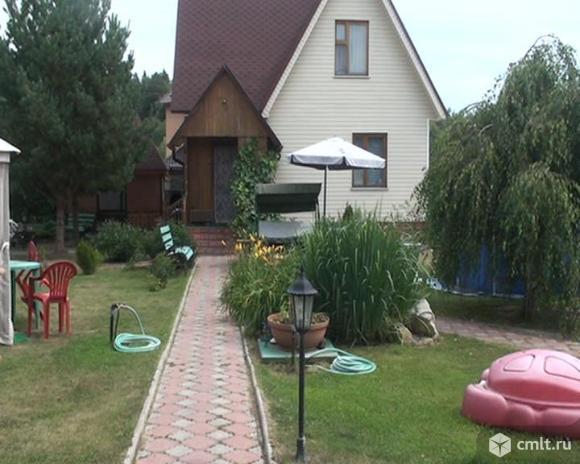 Продажа: дом 95 м2 на участке 10 сот.