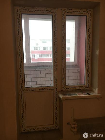 Окно и дверь балконные