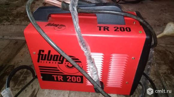 Сварочный аппарат Fubog Tr200