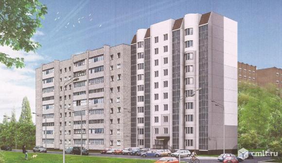 2-комнатная квартира 56,7 кв.м