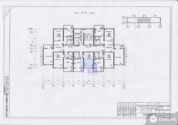 1-комнатная квартира 38,7 кв.м