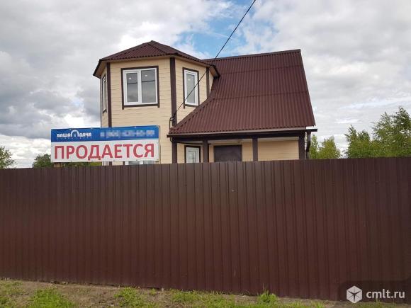 Продается: дом 95 м2 на участке 8 сот.