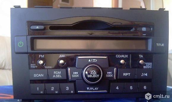 Магнитола Honda CR-V 3- штатная
