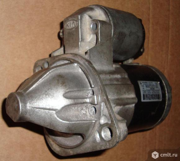 Стартер - (1.6) - 36100-2B200 KIA ceed. Фото 1.
