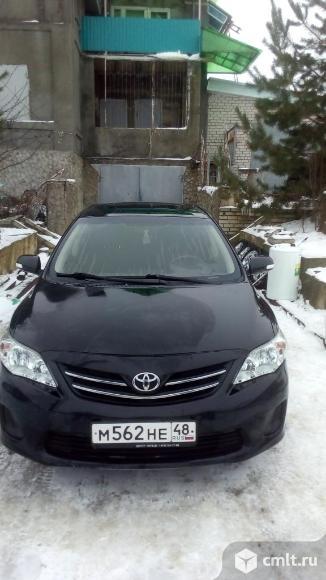 Toyota Corolla - 2011 г. в.. Фото 1.