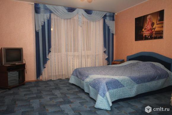2-комнатная квартира 58 кв.м в центре города, СК Юбилейный район, полностью благоустроена, посуточно