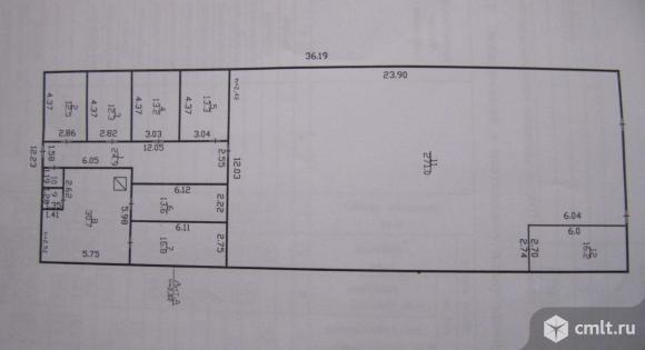 Складское или производственное помещение, 430 м2