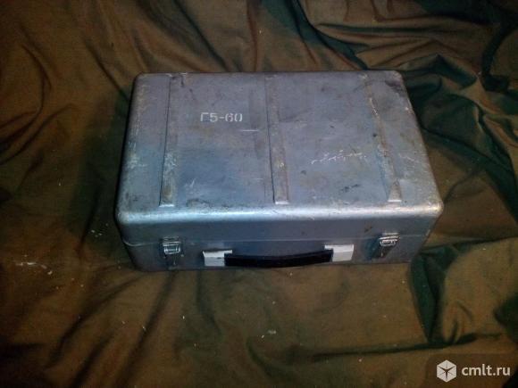 Алюминиевый ящик. Фото 1.