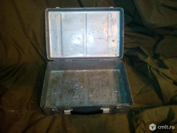 Алюминиевый ящик. Фото 2.
