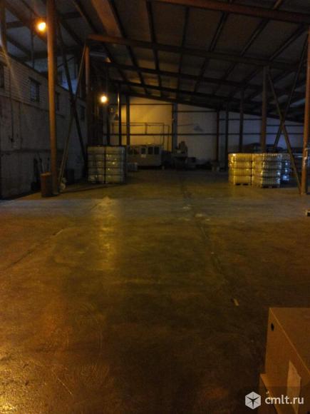 Аренда производственного складского помещения