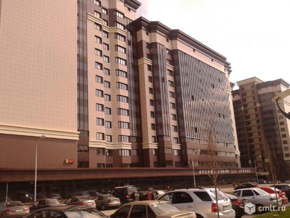 3-комнатная квартира 85,23 кв.м