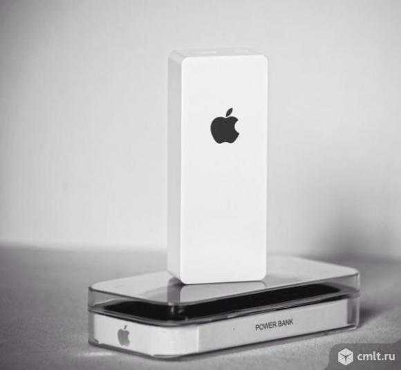 Внешний аккумулятор Apple Power Bank 6000 mAh новые. Фото 1.