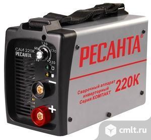 Сварочный аппарат Ресанта 220 компакт