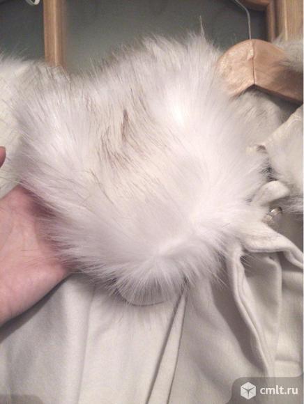 Белое пальто - моднейшее. Фото 5.