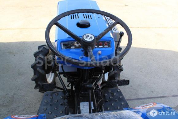 Трактор-мини Iseki
