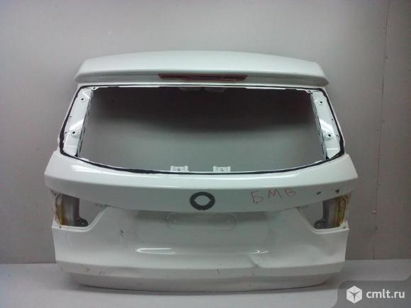 Крышка багажника BMW X3 F25 11- 41007275066 б/у 3*. Фото 1.